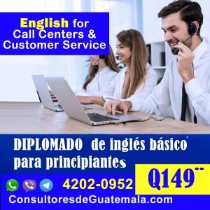 INGLÉS  para Call Center y Atención a Cliente